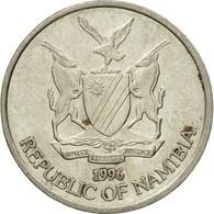 Monnaie, Namibia, 10 Cents, 1996, Vantaa, TTB, Nickel Plated Steel, KM:2 - Namibia