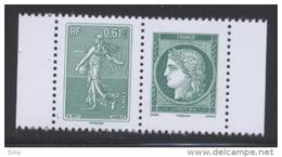 4909 & 4908 Semeuse Et Ceres  Valeur Faciale 2x0,61 € - Frankrijk