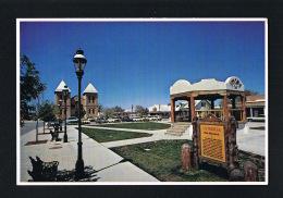 MESILLA - NEW-MEXICO - U.S.A - Old Band Stand -  Photo By Bob PETLEY- Scans Recto Verso Paypal Free - Etats-Unis