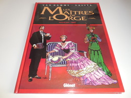 EO LES MAITRES DE L'ORGE TOME 2/ TBE - Maitres De L'orge, Les