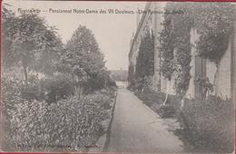 Ruiselede Ruysselede Pensionnat Notre Dame Des VII Douleurs Une Avenue Du Jardin Pensionnaat ZELDZAAM (kreukje) - Ruiselede