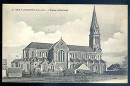 Cpa Du 44  Saint Joachim L' église Côté Sud Sept18-11 - Saint-Joachim