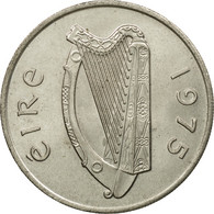 Monnaie, IRELAND REPUBLIC, 10 Pence, 1975, TTB+, Copper-nickel, KM:23 - Ireland