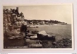CELLE LIGURE GLI SCOGLI 1933 VIAGGIATA -N1-- - Savona