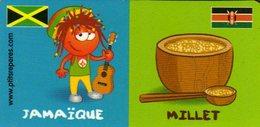 Magnets Magnet Leclerc Reperes Jamaique Millet - Tourisme
