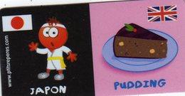 Magnets Magnet Leclerc Reperes Japon Pudding - Tourism