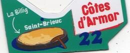 Magnets Magnet Le Gaulois Departement France 22 Cote D'armor - Tourism