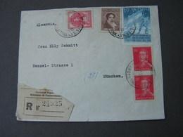 Argentina Cv. 1956 - Briefe U. Dokumente