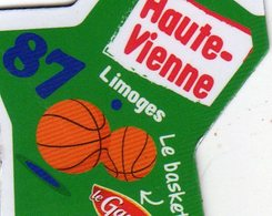 Magnets Magnet Le Gaulois Departement France 87 Haute Vienne - Tourism