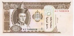 Mongolia - Pick 64a - 50 Tugrik 2000 - Unc - Mongolie