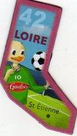 Magnets Magnet Le Gaulois Departement France 42 Loire - Tourisme