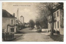 MARTEL (46) Cours Des Fossés - Autres Communes