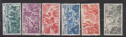 CAMEROUN        N°  YVERT     PA 32/37  NEUF SANS GOMME       ( SG   1/06 ) - Camerún (1915-1959)