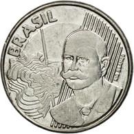 Monnaie, Argentine, 50 Centavos, 2002, Buenos Aires, TTB+, Aluminum-Bronze - Brasil