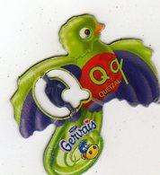 Magnets Magnet Alphabet Gervais Quetzal Q - Lettres & Chiffres