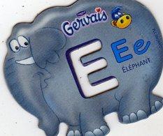 Magnets Magnet Alphabet Gervais Elephant E - Lettres & Chiffres