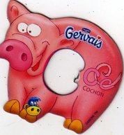 Magnets Magnet Alphabet Gervais Cochon C - Lettres & Chiffres