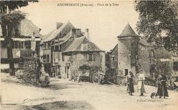 RIEUPEYROUX PLACE DE LA TOUR - France