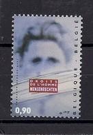 Belgique 2008 COB 3859 XX  Les Droits De L'homme - Belgique