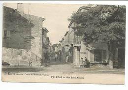 VALREAS (84) Rue Saint-Antoine - Valreas