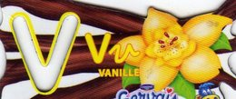 Magnets Magnet Alphabet Gervais Vanille V - Lettres & Chiffres