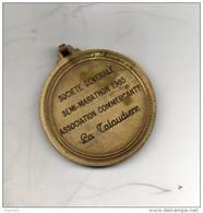 Médaille Du Semi Marathon De La Talaudiere 1985 - Athletics
