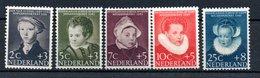 Pays Bas / Série N 641 à 665 / NEUFS Avec Trace De Charnière - 1949-1980 (Juliana)