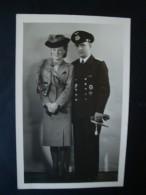 Altes Original-Foto-Karte 2. WK., Kriegsmarine Portait Soldat Mit Orden, Schnellbootabzeichen, DRL, Dolch - 1939-45