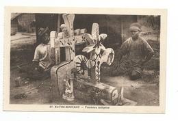 Kayes Kouilou Tombeau Indigene - Congo Français - Autres