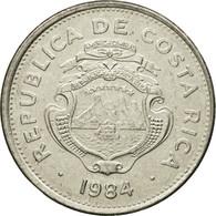 Monnaie, Costa Rica, 2 Colones, 1984, TTB, Stainless Steel, KM:211.2 - Costa Rica
