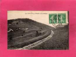 01 Ain, Les Chalets Du Grand-Colombier, 1919 - France