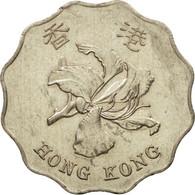 Monnaie, Hong Kong, Elizabeth II, 2 Dollars, 1998, TTB, Copper-nickel, KM:64 - Hongkong