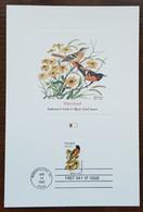 Etats-Unis - CM 1982 - YT N°1401 - Faune Et Flore Officielles Des Etats De L'Union / Maryland - Maximumkarten (MC)