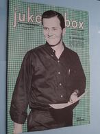 JUKE BOX Nr. 77 - 1-9-1962 - PAT BOONE ( Juke Box - Mechelen ) ! - Tijdschriften