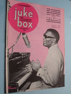 JUKE BOX Nr. 78 - 1-10-1962 - RAY CHARLES ( Juke Box - Mechelen ) ! - Tijdschriften