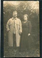Carte Photo - Militaire - Weltkrieg 1914-18