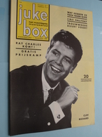 JUKE BOX Nr. 85 - 1-5-1963 - CLIFF RICHARD ( Juke Box - Mechelen ) ! - Tijdschriften