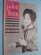 JUKE BOX Nr. 86 - 1-6-1963 - BRENDA LEE ( Juke Box - Mechelen ) ! - Tijdschriften