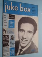 JUKE BOX Nr. 87 - 1-7-1963 - ROCCO GRANATA ( Juke Box - Mechelen ) ! - Tijdschriften