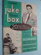 JUKE BOX Nr. 89 - 1-9-1963 - ELVIS - ADAMO ( Juke Box - Mechelen ) ! - Tijdschriften