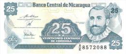 Nicaragua - Pick 170 - 25 Centavos 1991 - Unc - Nicaragua