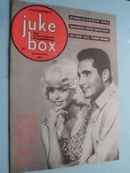 JUKE BOX Nr. 90 - 1-10-1963 - JAYNE MANSFIELD En FREDDY / Achterzijde WILL TURA ( Juke Box - Mechelen ) ! - Tijdschriften