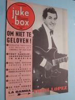JUKE BOX Nr. 92 - 1-12-1963 - TRINI LOPEZ ( Juke Box - Mechelen ) ! - Riviste & Giornali