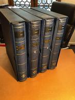 ** 2060/2003, Collection De Timbres Neufs Presentée En 4 Albums Leuchturm, FACIALE TOTALE DE 1197 Euros. TTB   Qualité:  - France