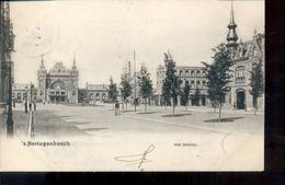 Den Bosch - Station - 1902 - 's-Hertogenbosch