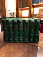 ** EUROPA Collection Complète De 1956 à 2015 Comprenant Tous Les Timbres Et Blocs, Présentée En 7 Classeurs Leuchtturm A - Europa-CEPT