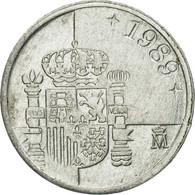 Monnaie, Espagne, Juan Carlos I, Peseta, 1989, TTB, Aluminium, KM:832 - [ 5] 1949-… : Royaume
