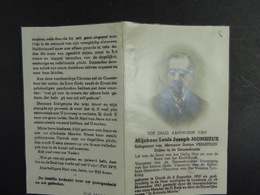 Louis Monsieur épx Vermeylen Gooik 1890 Lembeek 1947 /8/ - Images Religieuses