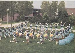 "Majorettes "" Les Etincelles De SAVIGNY ( 77 ) - Cartes Postales"