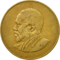 Monnaie, Kenya, 10 Cents, 1967, TB+, Nickel-brass, KM:2 - Kenya